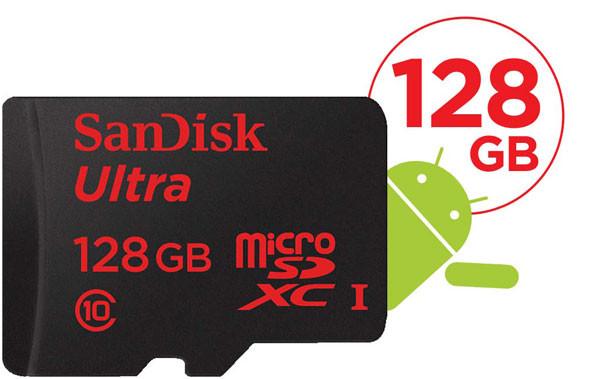 microSDXC 128GB